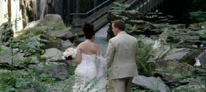 Bridal back