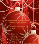 Join Us Friday for Some Holiday Cheer