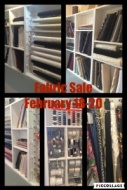 First Ever Fabric Sale – February 18-20